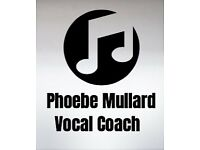 Vocal Coach - Beginners and Intermediates
