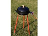 Beauclaire gas barbecue / griddle
