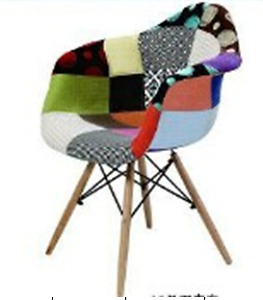 Colorful dining chair GREAT PRICE TO CLEAR OUT!