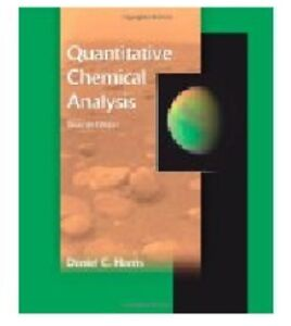 Quantitative Chemical Analysis 7th Ed by Daniel Harris