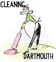 Experienced cleaner with references