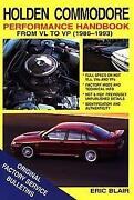 VL Commodore Manual