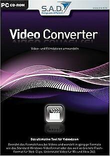 Video Converter von S.A.D. | Software | Zustand sehr gut