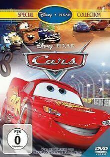 Cars (Special Collection) von John Lasseter   DVD   Zustand gut