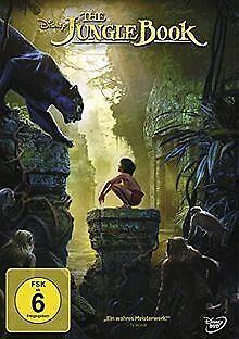 The Jungle Book | DVD | Zustand gut