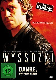Wyssozki - Danke für mein Leben (Der Kinofilm) von Piotr ... | DVD | Zustand gut