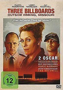 Three Billboards Outside Ebbing, Missouri [DVD]   DVD   Zustand sehr gut