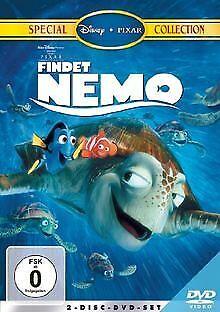 Findet Nemo (Special Collection) [2 DVDs] von Andrew Stan...   DVD   Zustand gut