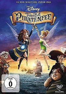 TinkerBell und die Piratenfee von Peggy Holmes | - Tinkerbell Fee Pirate
