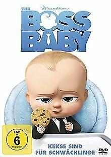 The Boss Baby von Tom McGrath | DVD | Zustand gut