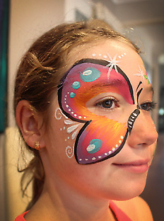 Michelle's Magic Brush Face Painting Perth