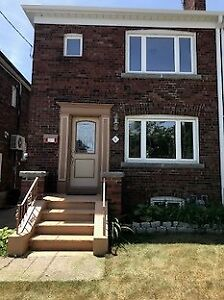 CHARMING 3BD HOME available for RENT in EAST YORK