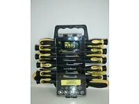 PRO BUILD TOOLS, 44 PIECE SCREWDRIVER SET