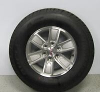 """GMC Sierra 17"""" Alloy Wheels & Tires with TPMS"""