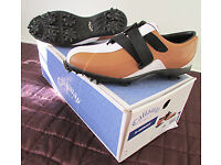 Women's Callaway golf shoes