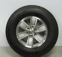 "GMC Sierra 17"" Alloy Wheels & Tires with TPMS"