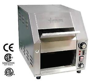 CONVEYOR TOASTER NEW QUARTZ 500S .*RESTAURANT EQUIPMENT PARTS SMALLWARES HOODS AND MORE*