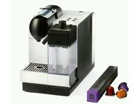 Delonghi Nespresso Lattissima Plus E520 Coffee Machine
