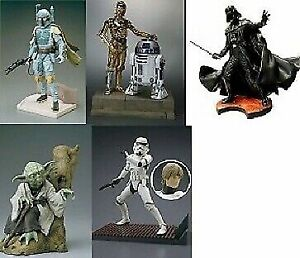 Star Wars Vinyl Kit Statue Kotobukiya (2004)