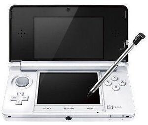 """Nintendo 3DS Konsole in Weiss """"Super Mario 3D Land"""" Edition Spiel und und NEU - Deutschland - Nintendo 3DS Konsole in Weiss """"Super Mario 3D Land"""" Edition Spiel und und NEU - Deutschland"""