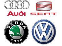 Mobile mechanic specialise Volkswagen Audi Skoda Seat Cambelt + water pump change from £240