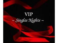 VIP Singles Nights EVENT