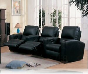 Home theater seating seat recliner theater chairs brand new
