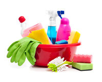 STUDENT MOVE IN/OUT CLEANING SERVICES
