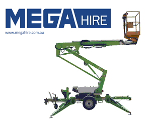 *HIRE*  NIfty Cherry Picker 12M - BRISBANE East Brisbane Brisbane South East Preview