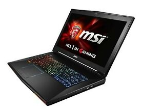 MSI GT726QD Gaming Laptop 17.3""
