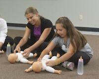 Babysitting Basics (Ages 11+) Presented by St. John Ambulance