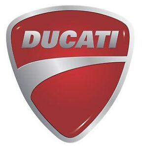 Ducati Monster  Tank Decals