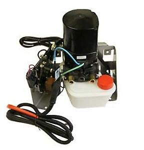Mercruiser Alpha One Hydraulic - Trim Pump - Mercruiser sterndrive assembly Stainless Steel