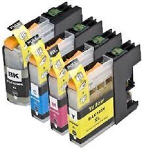 Brother Compatible Ink Cartridges LC-103XL, LC105XXL, LC107XXL Kitchener / Waterloo Kitchener Area image 3