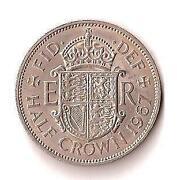 1967 Half Crown