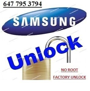 Direct Unlock Samsung S3,4,5,6,7 Note 2,3,4,5 MANY MORE $9.99