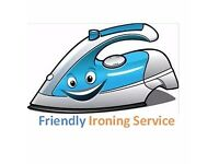 Friendly Ironing Services - Yeovil