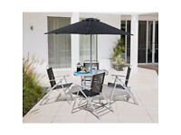 Atlantic 4 Seater Patio Furniture Set