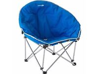 new camping foldable premium moon chair