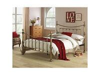 Heart of House Mason Kingsize Bed Frame.