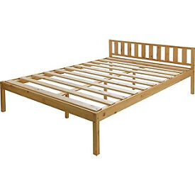 Finland double bed frame