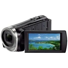 Sony HDR CX450 camcorder