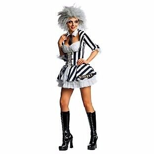Beetle Juice Costume/Outfit/Fancy dress/party *BRAND NEW IN PACKAGING*