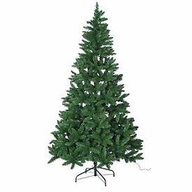 7ft Christmas Tree - Green