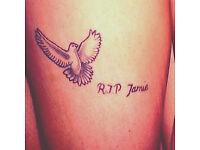 Private Tattoo Artist