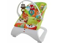 Fisher Price Comfort Curve Bouncer from Argos