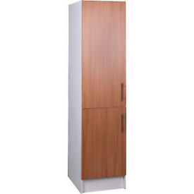 Athina 500mm Tall Fitted Kitchen Unit - Beech Wood Effect