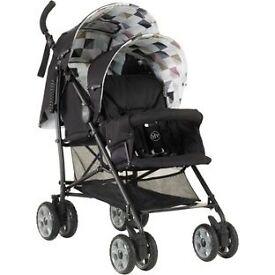 MyChild Sienta Duo Tandem Stroller - pushchair