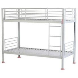 Boltzero Metal Bunk Bed Frame