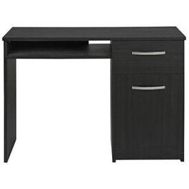 Hayward Office Desk - Black